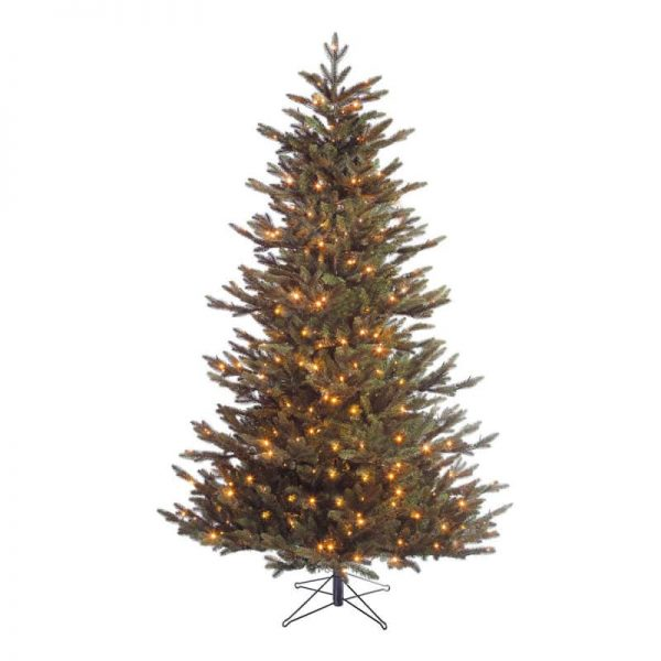 Black Box Trees - Macallan kerstboom LED groen - h185xd127cm