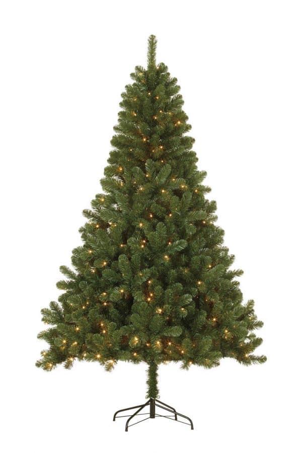 Black Box kerstboom Canmore LED (h155 x ø91 cm)