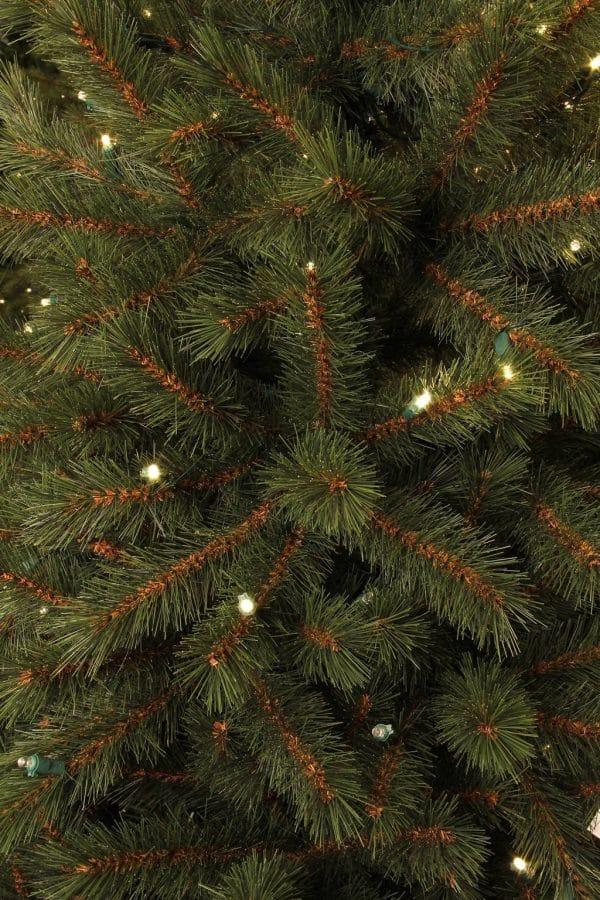 Black Box verlichte kerstboom Kingston (h155 x ø91 cm)