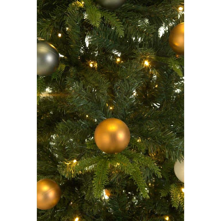 Easy Set Up Tree® kerstboom Led Avik Bronze 210 cm - 310 lampjes