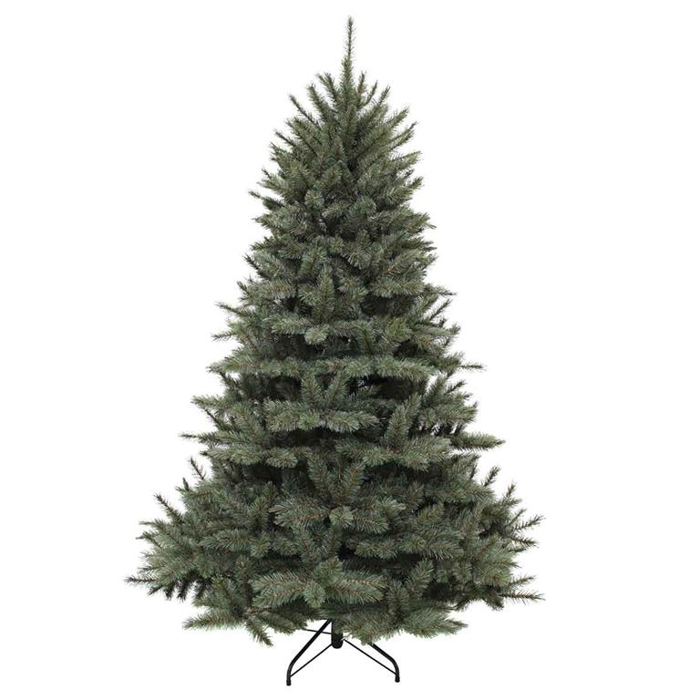 Triumph Tree kunstkerstboom forest frosted maat in cm: 260 x 168