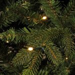 Black Box Macallan Pine - Kunstkerstboom 185 cm hoog - Met energiezuinige LED lampjes