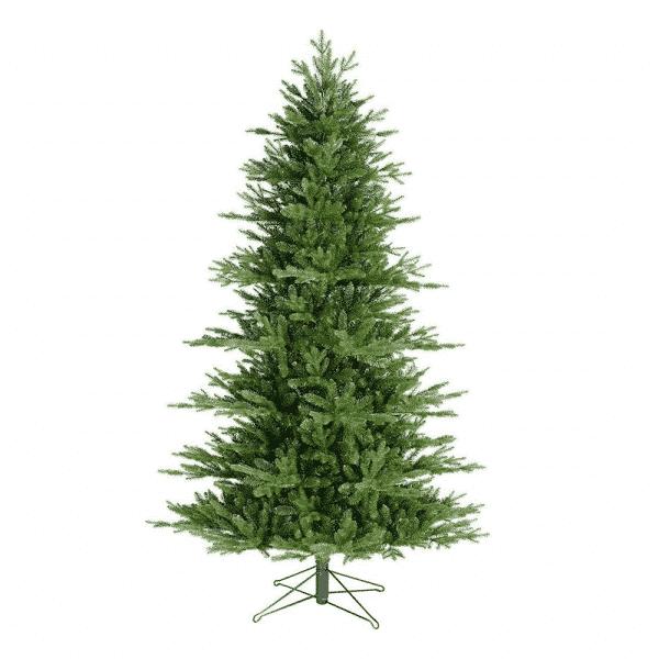 Black Box kunstkerstboom macallan maat in cm: 260 x 150 groen