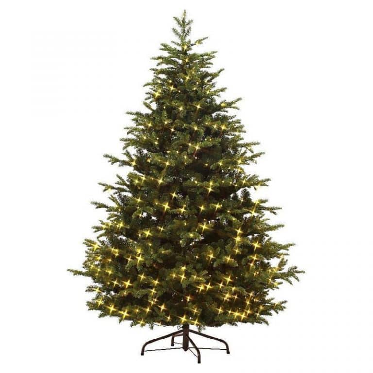 Kunstkerstboom Everlands LED Mountain Spruce 180 cm - 500 Lampjes