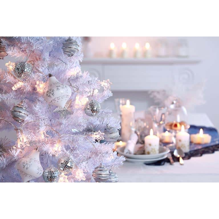 Witte kerstboom kopen Icelandic Triumph Tree