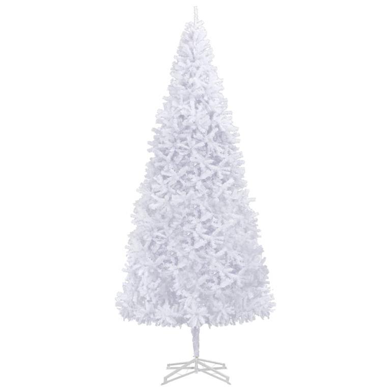 Witte kunstkerstboom vidaxl