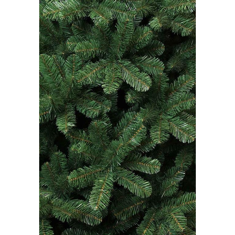 Triumph Tree Franse kunstkerstboom tuscan maat in cm: 120 x 81 groen