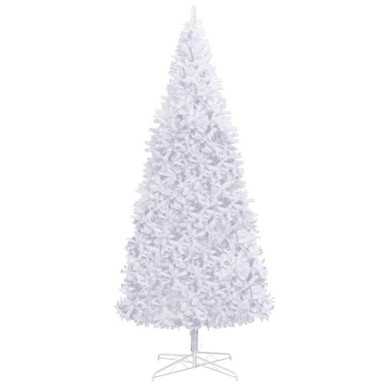 Witte kunstkerstboom 3 meter vidaxl
